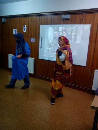 La Cultura Saharahui visita Infantil