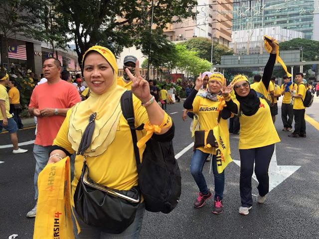 Gambar Himpunan #bersih4