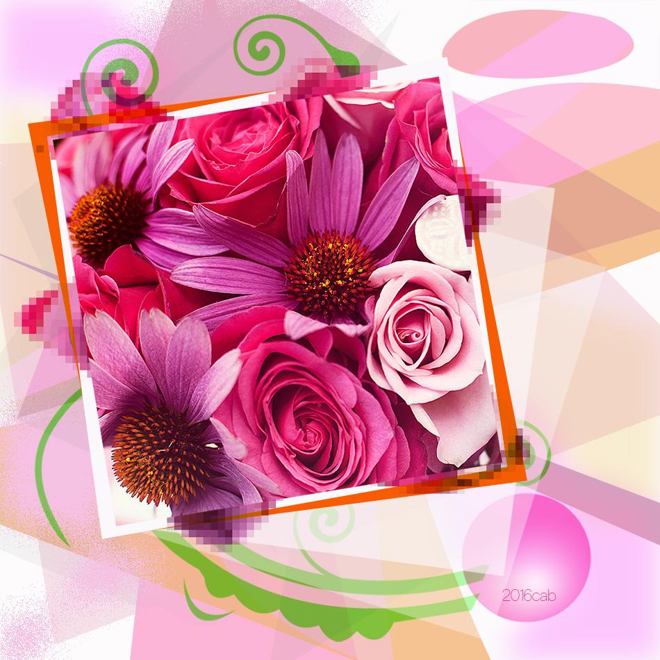 Testclod bouquet de fleurs for Bouquet de fleurs 2016