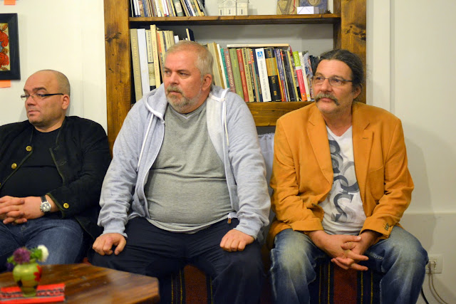 Seara literara - Editura Eikon lanseaza patru carti, La Vulturi (2014.09.03) 038
