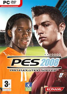 PES 2008 EFUT