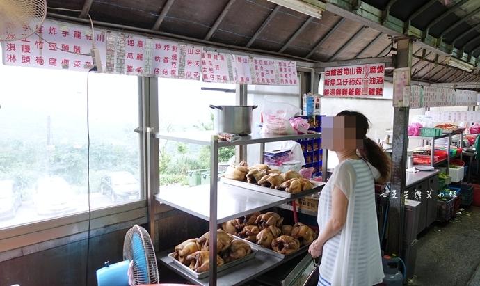 9 陽明山 青菜園 野菜餐廳 繡球花