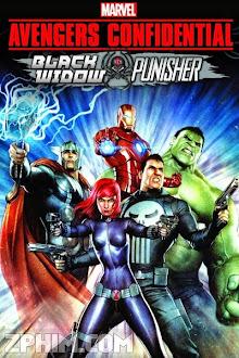 Đặc Vụ Siêu Anh Hùng - Avengers Confidential: Black Widow & Punisher (2014) Poster