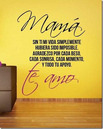 mama cumpleaños