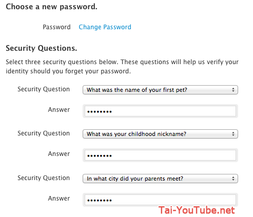 3 bước bảo mật cho tài khoản iCloud - Hình 3