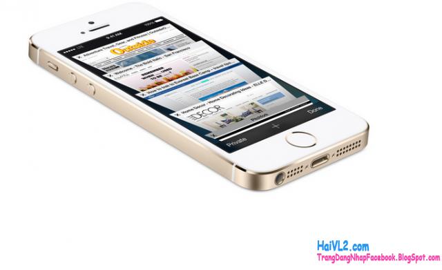 iphone 5s chạy chậm