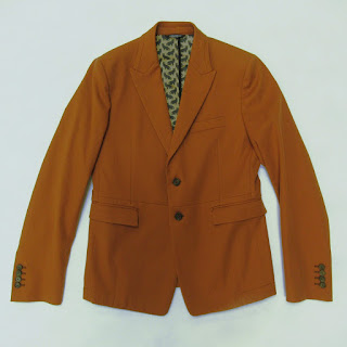 Dolce & Gabbana NEW Orange Blazer