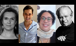 Sandra Molina, Diego Meringueti, Patricia Teixeira e Renato Janine participam nesta quarta-feira, 16