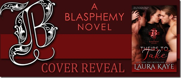 Theirs to Take cover reveal