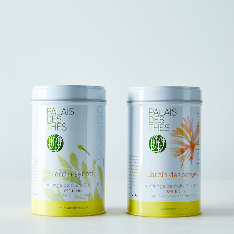 Garden Inspired Teas (Set of 2)