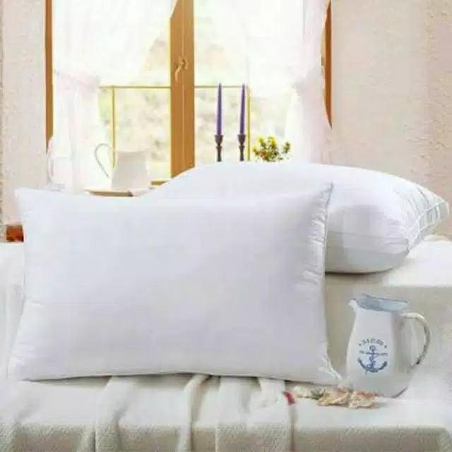 Bantal tidur kepala brendis hotel berbintang 100% silikon super mewah kualitas bagus