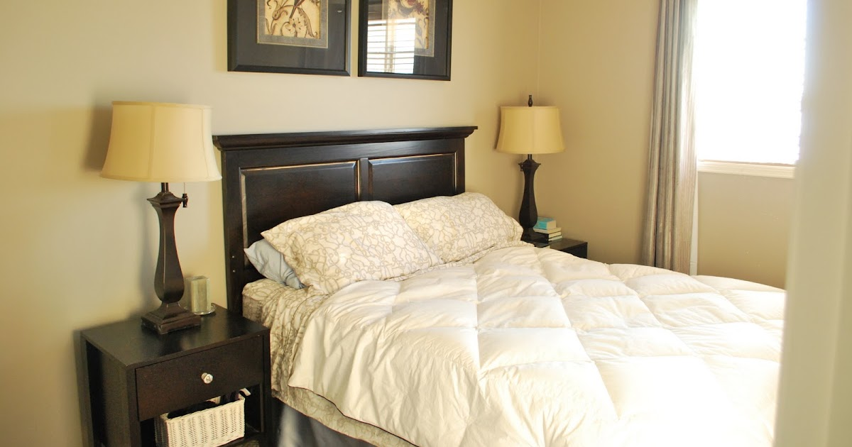 Nothing But Blue Skies Master Bath Before And After: Blue Ribbon Studio: My Master Bedroom