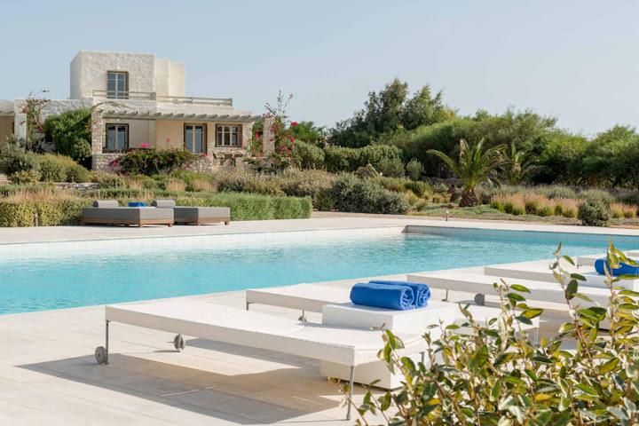 Villa Stagones Grand, Paros