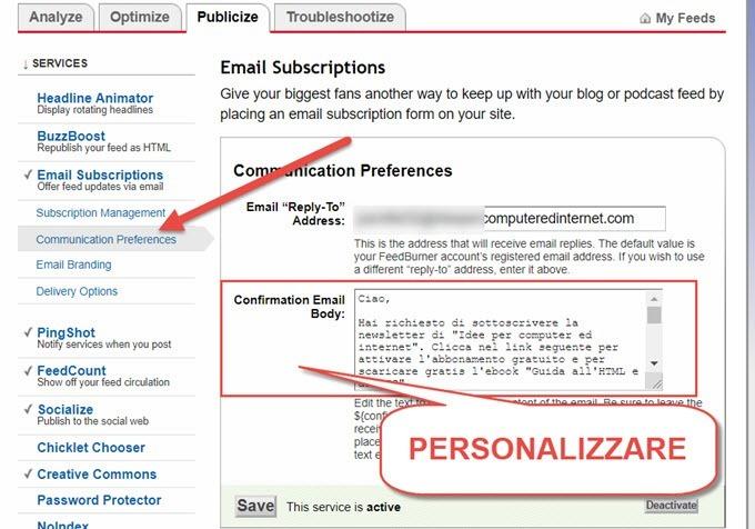 personalizzare-testo-verifica-email