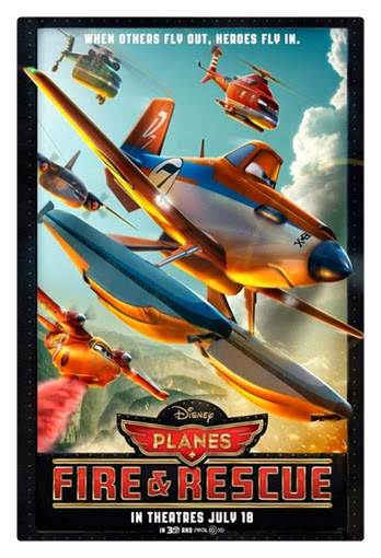 Aviones Equipo de Rescate [Aviones 2] [2014] [Cam] [Latino] [MULTI]
