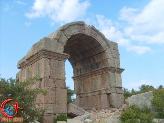 Bozkır Tarihi Zengibar Kalesi Kalıntıları Gezisi - 2009