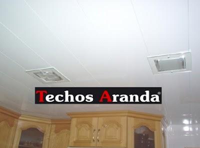 Imagenes de montadores techos de aluminio Madrid