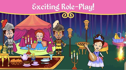 My Tizi Princess Town - Doll House Castle Game 2.0 screenshots 3