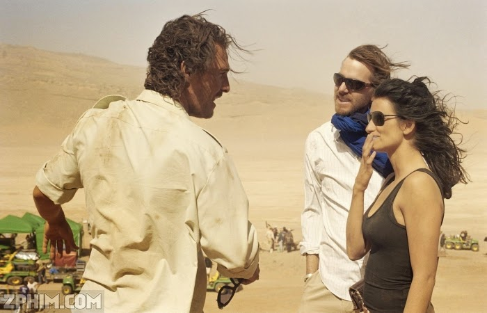 Ảnh trong phim Cuộc Chiến Trên Sa Mạc - Sahara 2
