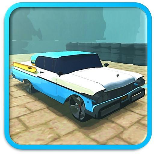 Klasik Araba Simülatörü 3D (game)