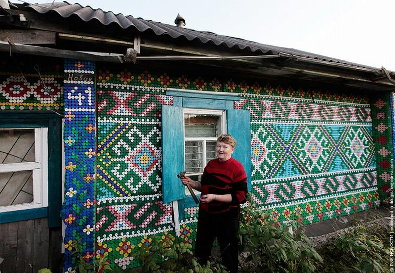 Ольга Костина и её дом