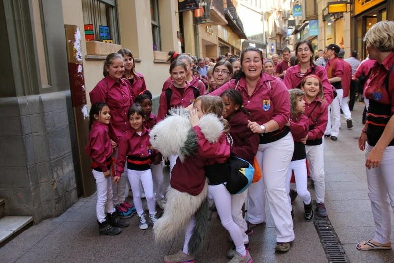 19è Aniversari Castellers de Lleida. Paeria . 5-04-14 - IMG_9388.JPG
