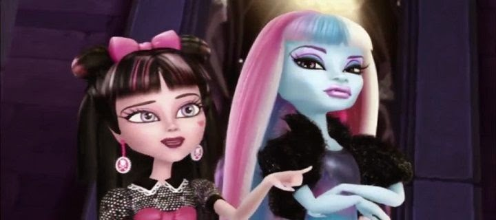 Free Download Single Resumable Direct Download Links For Hollywood Movie Monster High: 13 Wishes (2013) In Dual Audio