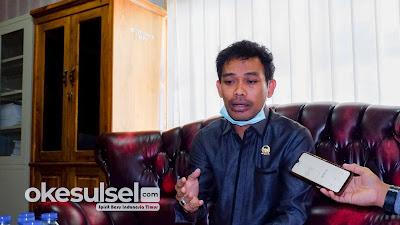 Ketua DPRD Buteng Menanggapi Sikap AMTRB