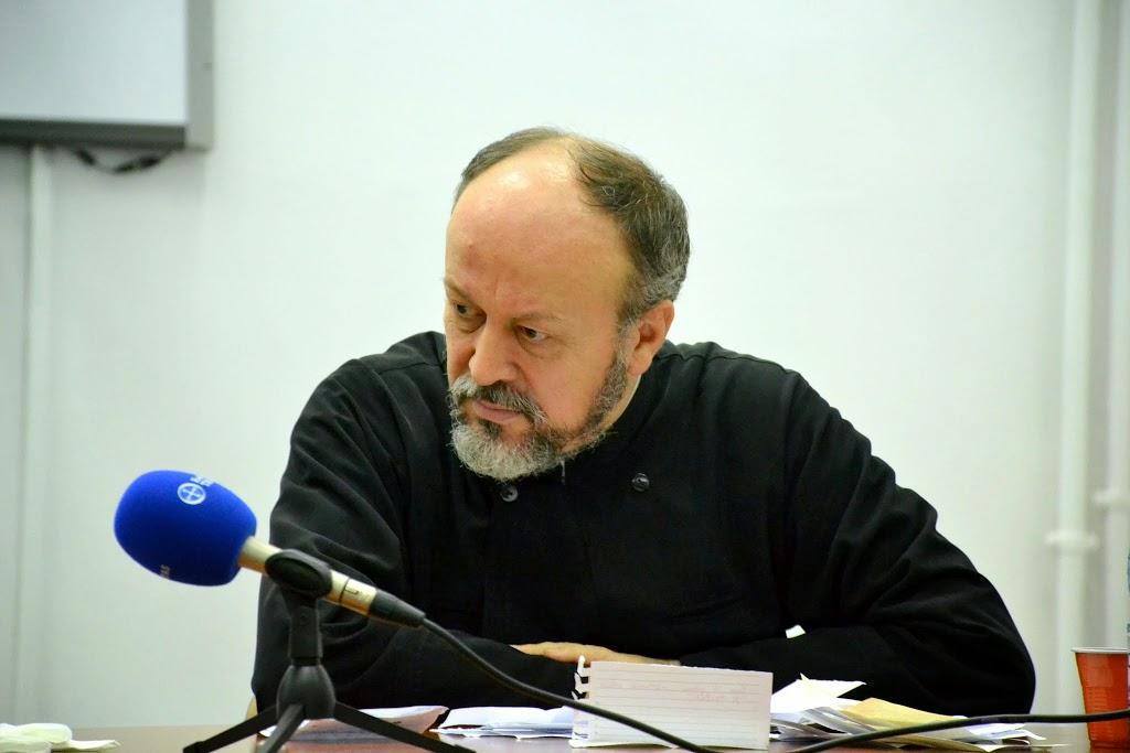 Pr. Constantin Necula despre tineri, FTOUB 088