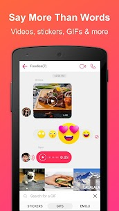 JusTalk – Free Video Calls and Fun Video Chat 6