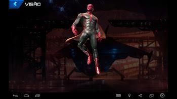 Visão - Vingadores: A Era de Ultron