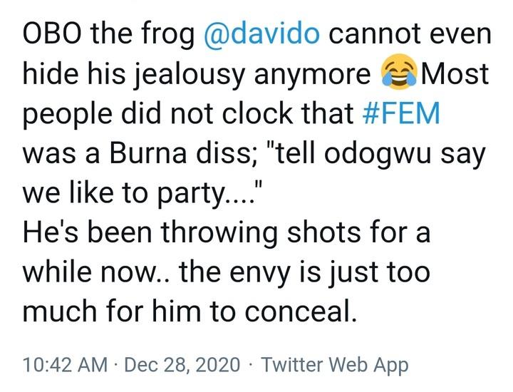 Wizkid Drinking As Davido And Burna Boy Fight In Ghana (Video)
