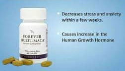 BENEFITS OF FOREVER MULTI MACA