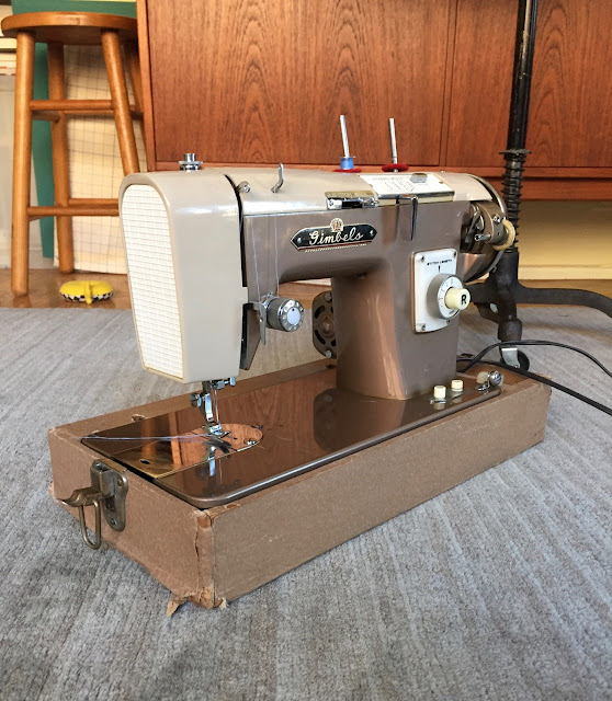 find sewing machine