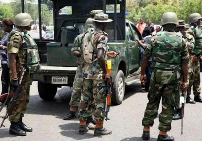 Soldiers Beat Up Shiites Women Along Abuja-Kaduna Expressway