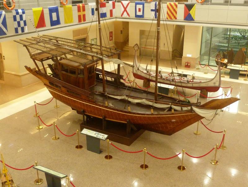 Taipei. Evergreen Maritime Museum. - P1350001.JPG