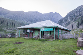Jahaz Banda rest house, Upper Dir