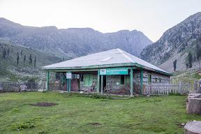 Jahaz Banda rest house, Upper Dir