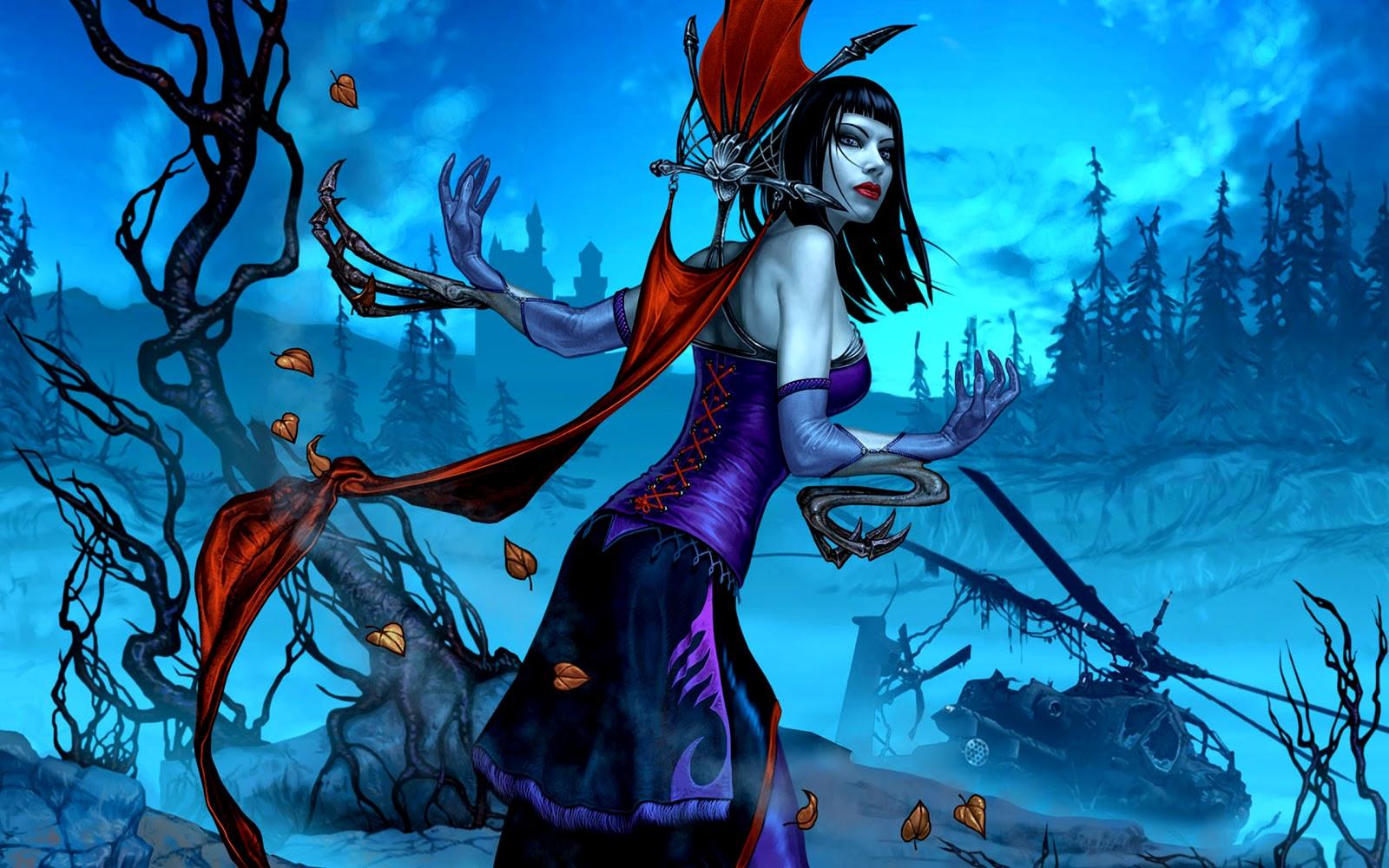 S Hd Image Wallpaper: Fantasie Achtergronden