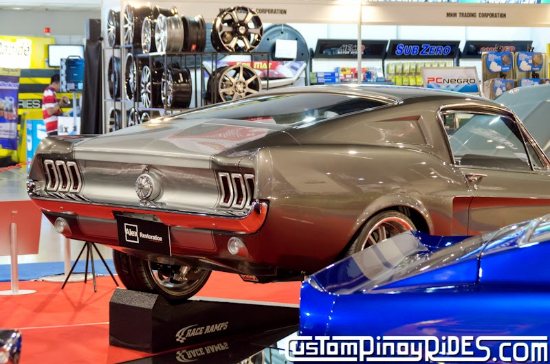 Custom 1967 Ford Mustang Fastback GT by Alex Restoration Custompinoyrides Car Photography Manila Philippines Philip Aragones THE aSTIG pic12