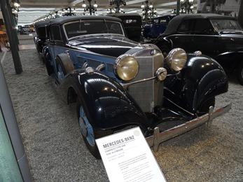 2017.08.24-156 Mercedes-Benz Cabriolet Type 540K 1938