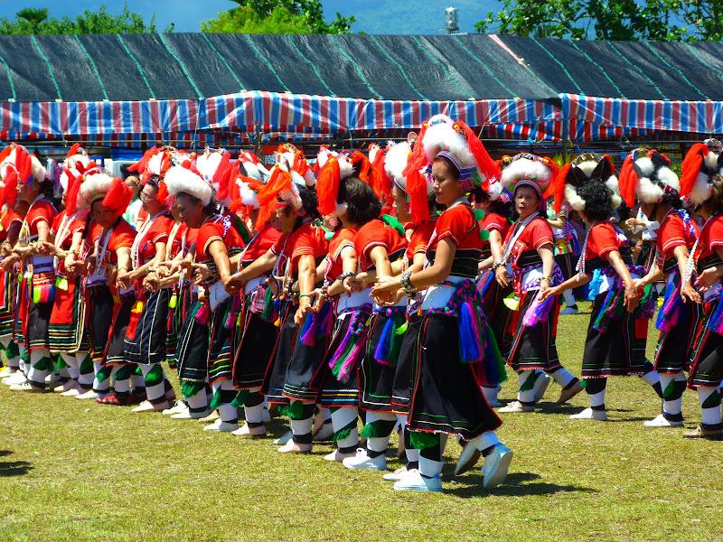 Hualien County. De Liyu lake à Guangfu, Taipinlang ( festival AMIS) Fongbin et retour J 5 - P1240581.JPG