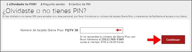 Abrir mi cuenta Iberia - 626