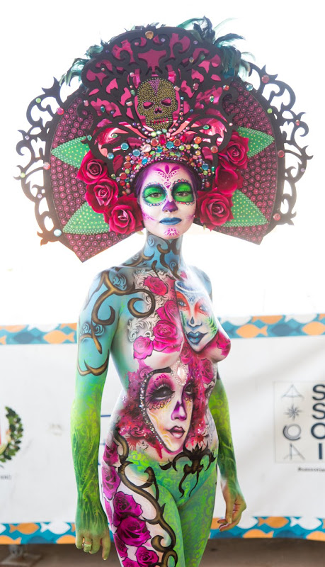 IMG_4922 Color Sea Festival Bodypainting 2018
