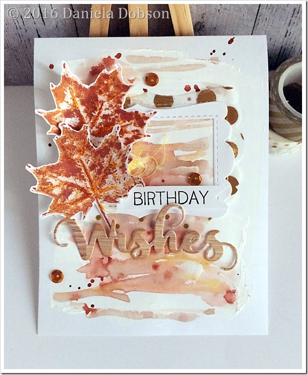 Birthday Wishes by Daniela Dobson