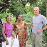 October in Haiti