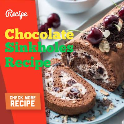 Chocolate Sinkholes
