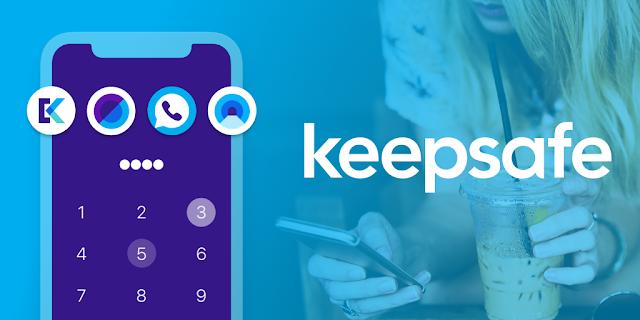 حماية الصور بكلمة سر للاندرويد من خلال تطبيق KeepSafe