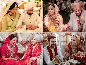 Recently Wedded Celebrity Outfits That We Can Take Inspiration From