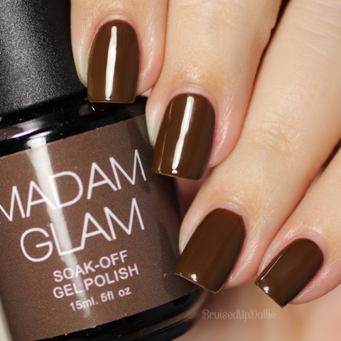 Madam Glam On My Brown